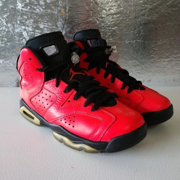 83c94859631 Nike Shoes | Air Jordan Retro 6 Toro Infrared 23 | Poshmark